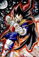 King Vegeta by BK-81