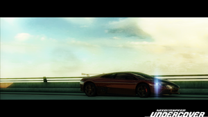 Need For Speed Undercover : The Red Streak by Kerino