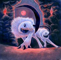Absol - Solaris Nocte by Autlaw