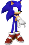 Sonic Adventure 2 3D (UPD1!!!) by Fentonxd
