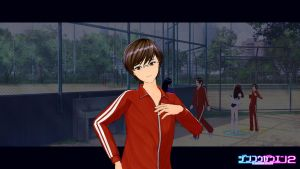 Artificial Academy 2 Keima Kat- PLEASE STOP THAT by ShannaHeart