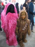 Chewbacca by SweetOnMyLips