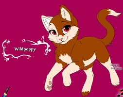 Wildpoppy by Wanderisawesome