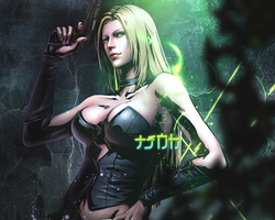DMC Trish Signature by CobraGFX