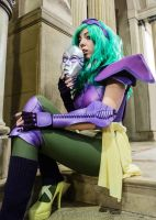 Ophiuchus Shaina I by FlorBcosplay