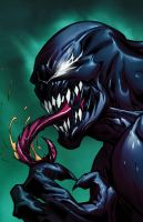 Venom color by dirtyandbroken