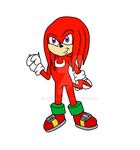 Knuckles by CatDasher