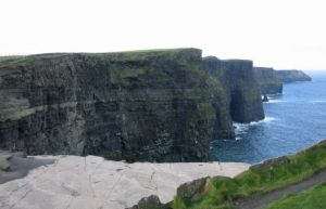 Ireland day 1 - Moher again by Arryma