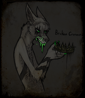 Broken Crown. by CremexButter