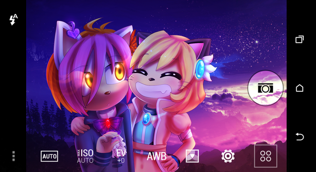 Let's take a photo [collab] by fangirl-sonicteam