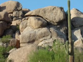 Arizona Boulders 4 by TRANS4MATICA