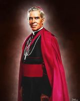 Vernable Fulton J Sheen by DCJBeers