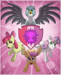 MLP: NEW CutieMark Crusader Recruit (Speed Paint) by SkyBlueArts
