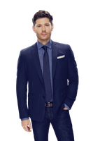 Jensen Ackles PNG by Nikrecia