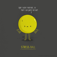 Stress Ball by NaBHaN