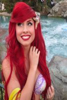 Ariel face by TheRealLittleMermaid