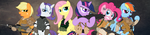 Mane6 by shadawg