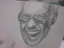 Ray Charles by jcd1015