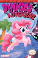 Pinkie's Adventure by foolyguy