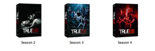 True Blood DVD Icons by Timothy85