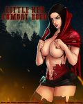 Army Clicker - Little Red Combat Hood - Page 7 by ArmyClicker