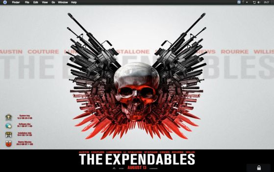 The Expendables by ngtfn