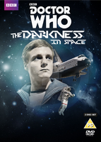 Doctor Who The Darkness In Space DVD Cover by 10kcooper