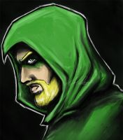 Arrow by malizlewa