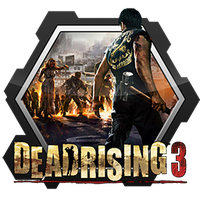 Dead Rising 3 Honeycomb Icon by RazzGraves