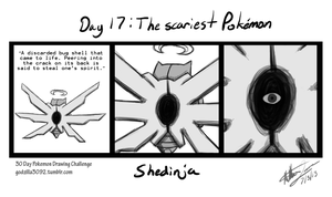 PKMN Challenge Day 17 by godzilla3092