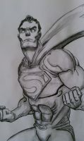 Man of Steel by shasoysen