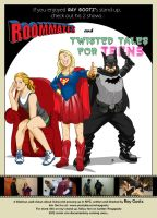 Roommates and Twisted Tales for Teens by gambaryance