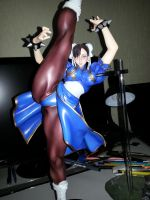 Chun-li Street Fighter 1/4 by RodrigoRainober