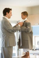 Father and son suits from mensusa by mensusasuits