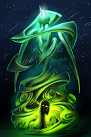 Evil Enchantress by Underpable