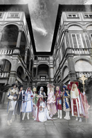 Trinity Blood Group by FullmetalPiMpI
