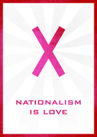 Nationalism is Love by Luckmann