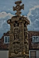 Canterbury monument 2 by forgottenson1