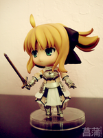 Saber Lily 01 by ayamexx