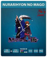 Nurarihyon no Mago - Anime Icon by Zazuma