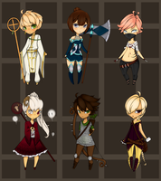 MMORPG Adopt Auction(CLOSED[End Time Added]) by EchoedAce