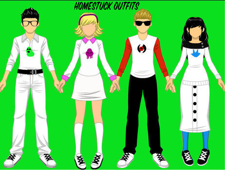 Homestuck disney outfits. Or, what? by mistwolfgirl3693