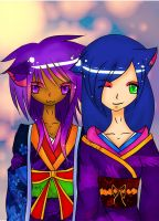 For:demonmudkipsrox coloured by rainbowstar-chan