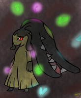 Mawile - Glittering Cave by SnivyIzTehBomb