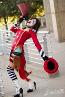 Mad Moxxi - ROAR FOR ME, PANDORA by Enasni-V