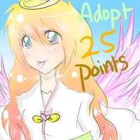 (CLOSED)-ADOPT ANGEL for CHEAP PRICE! by Nyu-Cat