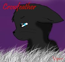 Crowfeather by Viperslash