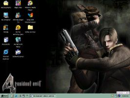 Resident Evil 4 by Link82389
