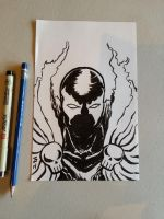Spawn Sketch by BungZ