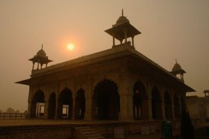 Red Fort by armaan